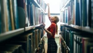Literature Librarian